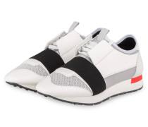 Sneaker RACE RUNNERS - 9057 WHITE