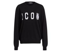 Schurwoll-Pullover ICON