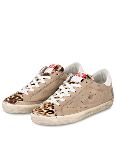 Sneaker SUPERSTAR - BEIGE/ BRAUN