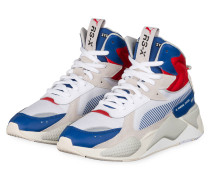 High-Top Sneaker RS-X - WEISS/ BLAU/ ROT