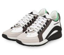 Sneaker 551 - SCHWARZ/ WEISS/ TAUPE