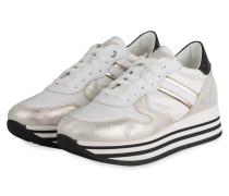 Plateau-Sneaker BLUE S15