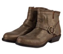 Boots CHAD CARNABY - KHAKI METALLIC