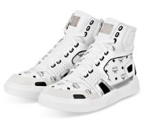 Hightop-Sneaker SKYWARD - WEISS/ SCHWARZ