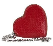 Schlüssel- und Taschenanhänger TAYLOR mit Münzfach