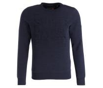 Sweatshirt GYM TECH - navy