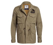 Fieldjacket - khaki