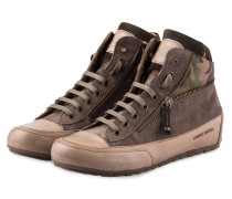 Hightop-Sneaker BEVERLY - TAUPE