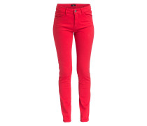 Jeans - adrenalin red