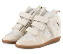 Plateau-Sneaker BUCKEE - CHALK