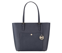 Saffiano-Shopper JET SET ITEM - admiral