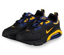 Sneaker AIR MAX 200 - SCHWARZ/ GELB