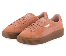 Sneaker BASKET PLATFORM ANIMAL - LACHS