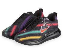 Sneaker AIR MAX 720 - SCHWARZ/ ROT/ GRÜN