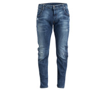 Destroyed-Jeans ARC 3D Slim-Fit