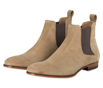 Chelsea-Boots CULT - beige