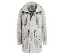 Parka PERCY in Destroyed-Optik