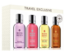 TRAVEL EXCLUSIVE BODY WASH SET