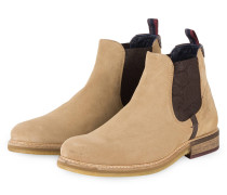 Chelsea-Boots BRONZO - BEIGE