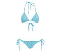 Triangel-Bikini CANCUN - türkis