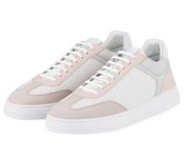 Sneaker LOW 5 - WEISS/ ROSÉ