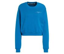 Sweatshirt mit Rückenprägung