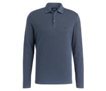 Piqué-Poloshirt AMBROSIO