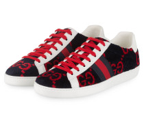 Sneaker ACE - BLAU/ ROT