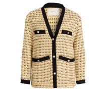 Tweed-Blazer VISIDORE