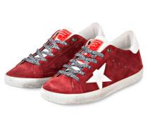 Sneaker SUPERSTAR - ROT/ WEISS