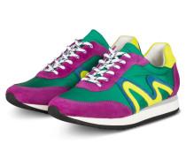 Sneaker ABIGAILLE - GRÜN/ LILA/ GELB