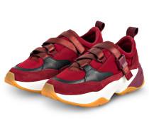 Sneaker - ROT/ WEISS