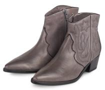 Cowboy Boots EVE - GRAU