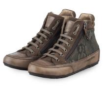 Hightop-Sneaker MONTREAL - KHAKI