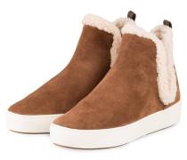 Boots ASHLYN - DK CARAMEL