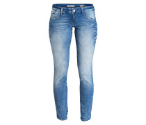 Skinny-Jeans LINDY - true blue