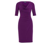 Jerseykleid - violet