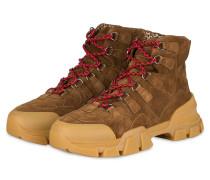 Hightop-Sneaker ACE - COGNAC/ CAMEL/ ROT