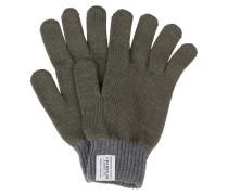 Handschuhe BARRELMAN aus Schurwolle