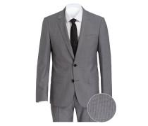 Anzug HENRY/GRIFFIN Slim-Fit - grau