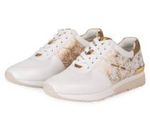 Sneaker ALLIE - WEISS/ GOLD