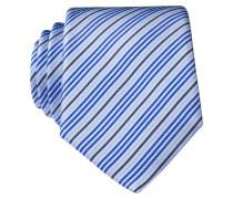 Krawatte - hellblau/ blau/ dunkelblau