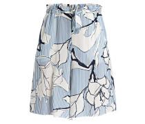 Shorts - offwhite/ blau/ navy