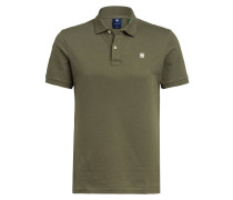 Piqué-Poloshirt DUNDA Slim Fit