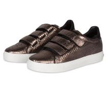 Sneaker BASKET - BRONZE METALLIC