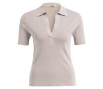 Strick-Poloshirt NOELIE