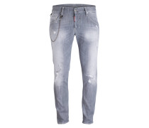 Destroyed-Jeans SKATER JEAN Slim-Fit
