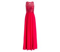 Abendkleid - pink