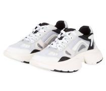 Sneaker FASTER REFLECTIVE - GRAU/ HELLBLAU