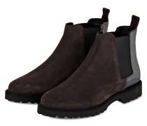 Chelsea-Boots VELISCA - DUNKELGRAU